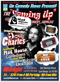 CUCS MadHouse 01.26.13 Poster General 1.0
