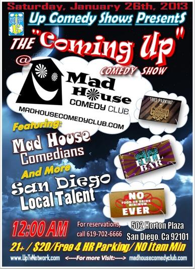CUCS MadHouse 01.26.13 Poster General Recruitment 1.0