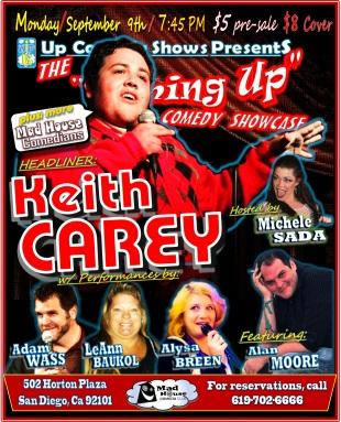 CUCS MadHouse Monday 9.09.13 Keith Carey A 1.0