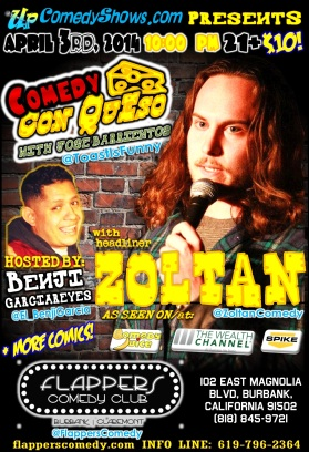 FCC Comedy con Queso 04.03.14 General 1.0