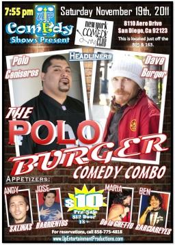 NY Comedy Club Show 11.19.11 1.0