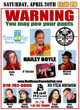 SCCC Mad House 04.20.13 2.0