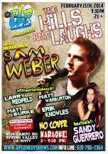 Spring Valley Inn Karaoke Comedy 02.15.14