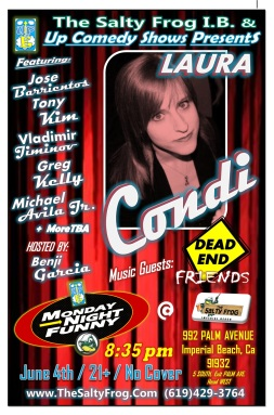 TSF MNFunny Flyer 06.04.12 2.0 DeadEnd Friends