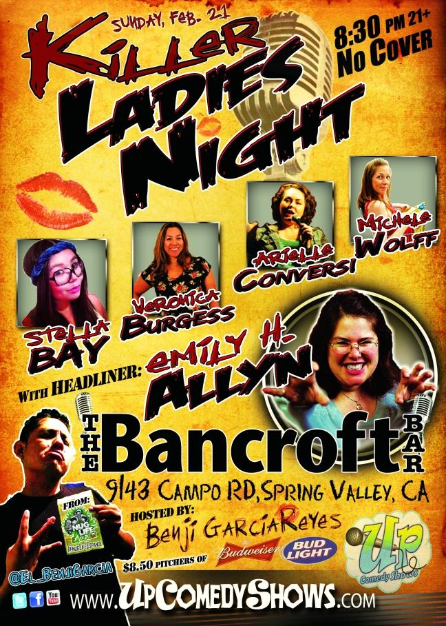 Killer Ladies Bancroft 02