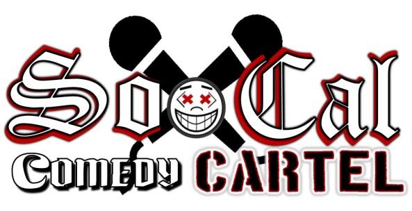 SoCal Comedy Cartel Logo March 2014