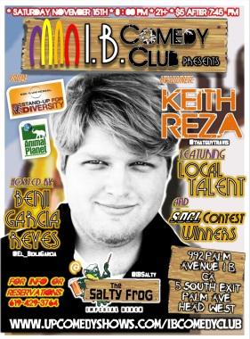 IBCC at TSF Keith Reza 11.15.14 1.0
