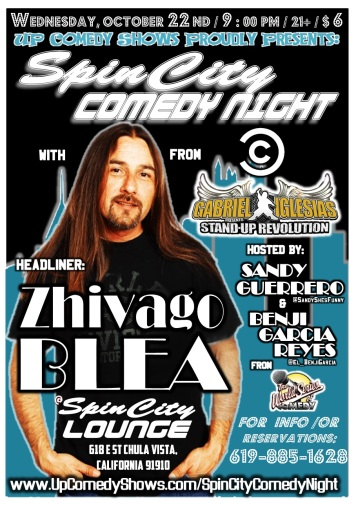 SCL 10.22.14 Show Zhivago Blea