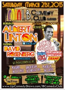 IBCC at TSF Albert Linton 03.21.15 3.0 FULL