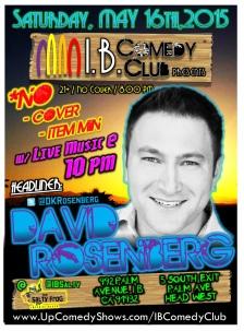 IBCC at TSF 05.16.15 David Rosenberg 1.0 Solo