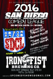 2016 SDCL North Iron Fist Brew Co. 01
