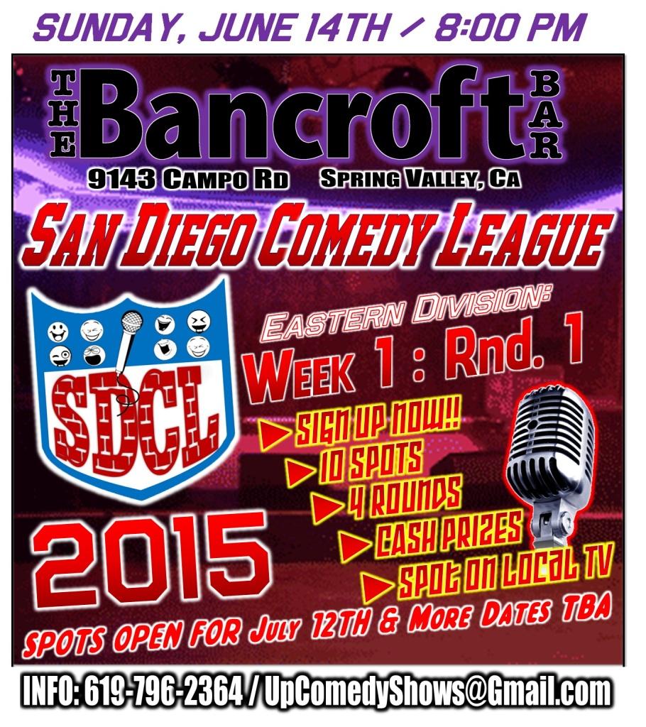 SDCL Bancroft Promo 01 June 14th