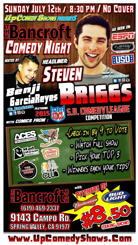 TSF 07.12.15 Steven Briggs GEN.