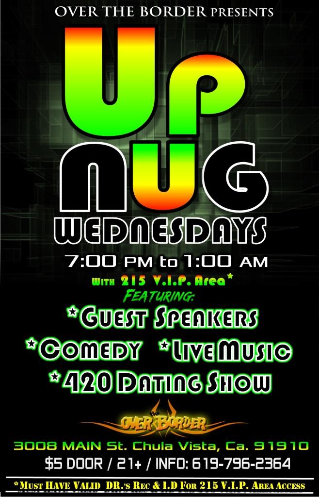 08.26.15 UpNug Wednesdays OTB