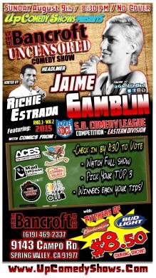 TSF 08.09.15 Jaime Gamblin
