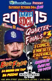 10.24.15 SDCL MSBG Quarter Finals 3