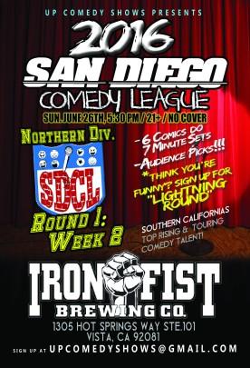 06.26.2016 SDCL North Iron Fist Brew Co