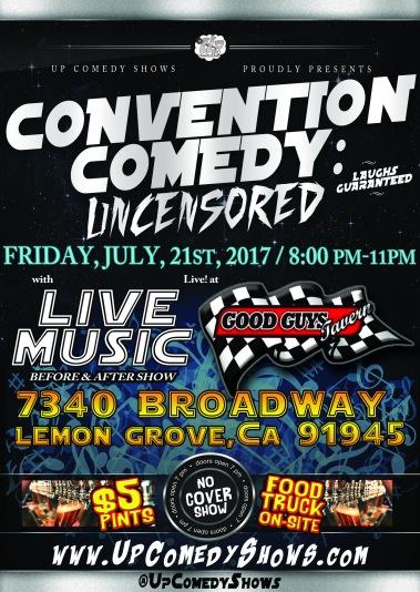 07.21.17 Convention Comics Gen