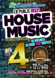 06.08.18 IBCC - Public House Music Poster