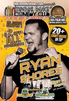 IBCC Show - 07.13.18 - Ryan Shores