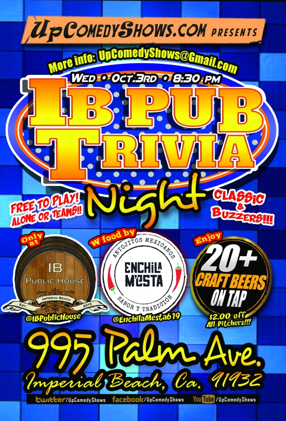 Trivia Night - IB Pub Feud - Oct 3rd.jpg