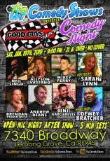 good guys comedy night - 01