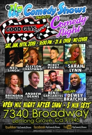 good guys comedy night - 01