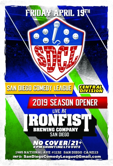 SDCL Gameday Poster - CD - Iron Fist SD .jpg