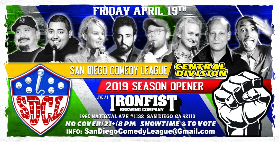 SDCL Gameday Poster - CD - Iron Fist SD - Full Line Up .jpg