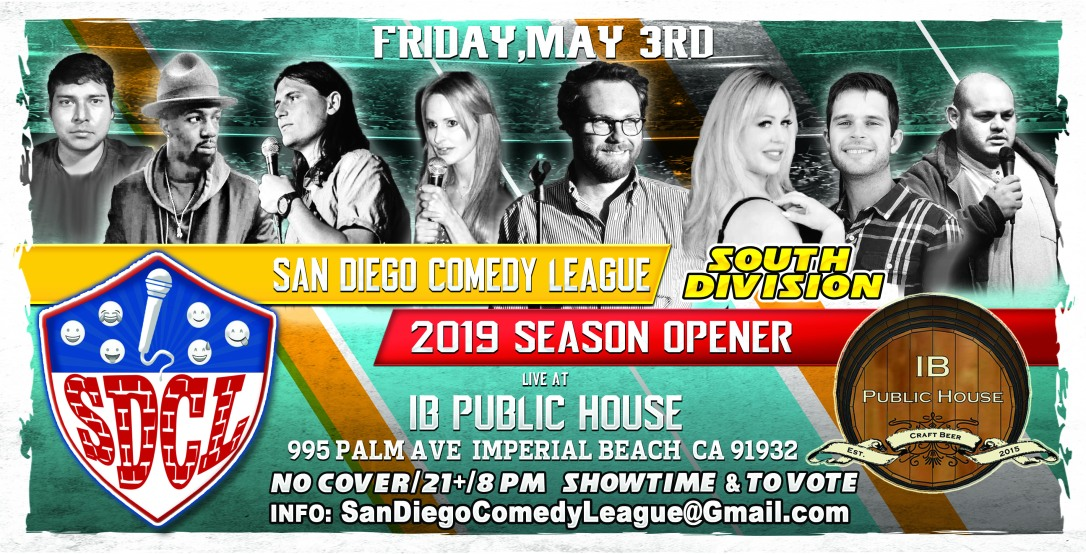 SDCL Gameday Poster - SD - IB Public House - Full Line up Horizontal.jpg