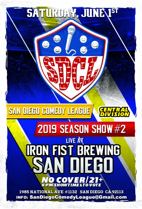 SDCL Gameday Poster - CD - Iron Fist SD 02.jpg